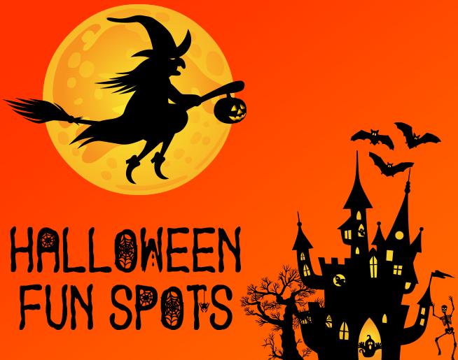 Dallas Halloween Events