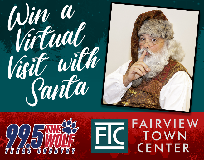 Text to Win a Virtual Visit with Santa