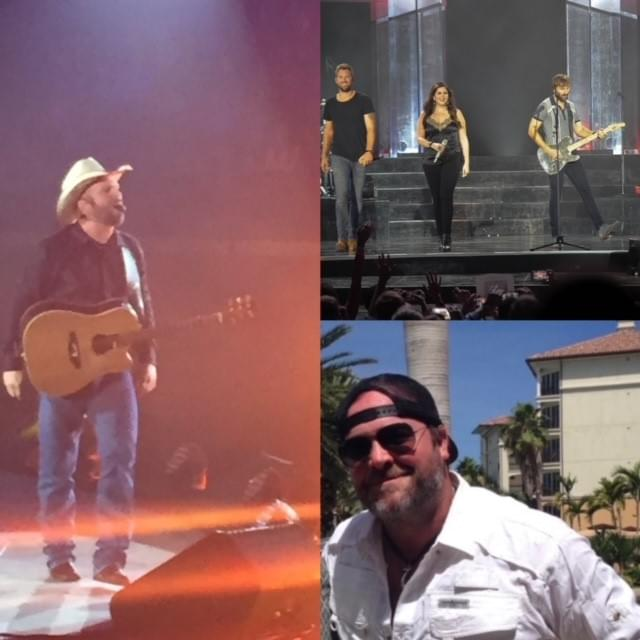 New Albums Out Friday:  Garth Brooks, Lady A and Lee Brice