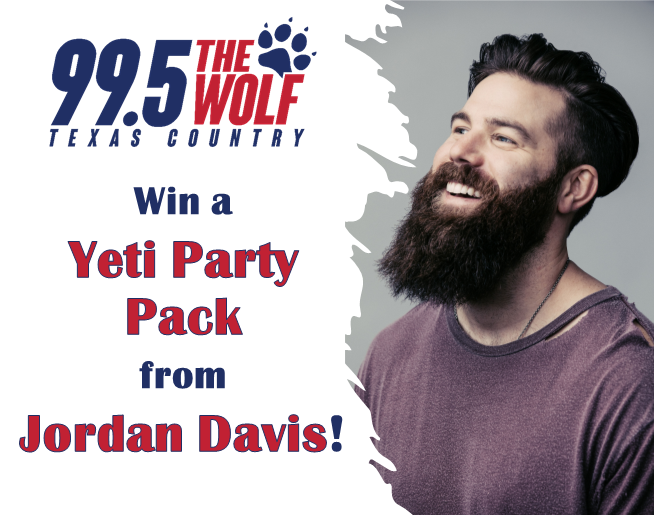 Text to Win Weekend: Yeti Party Pack from Jordan Davis