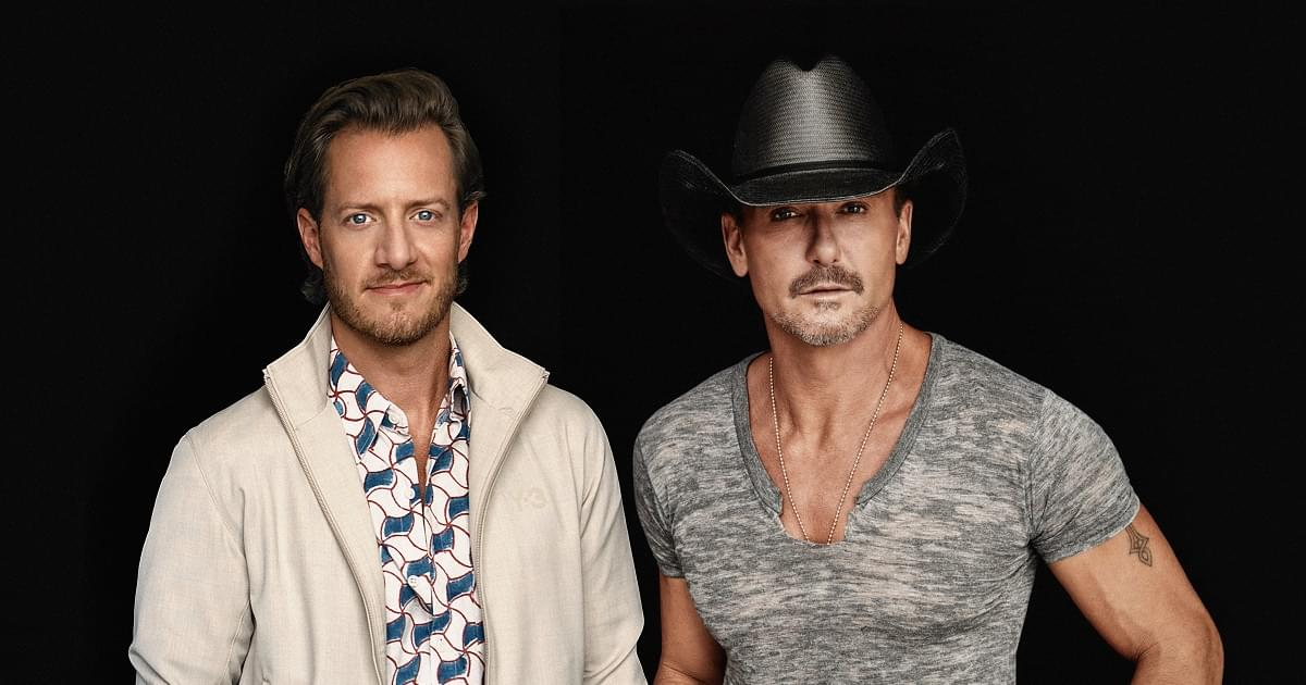 "Tim McGraw & Tyler Hubbard Perform ""Undivided"""
