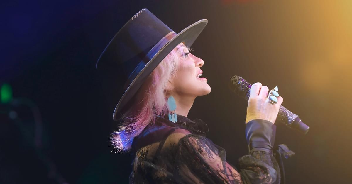 Tanya Tucker Uses Melted Snow to Flush Her Toilet