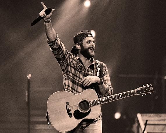 Thomas Rhett | May 6, 7, 8, 14 & 15