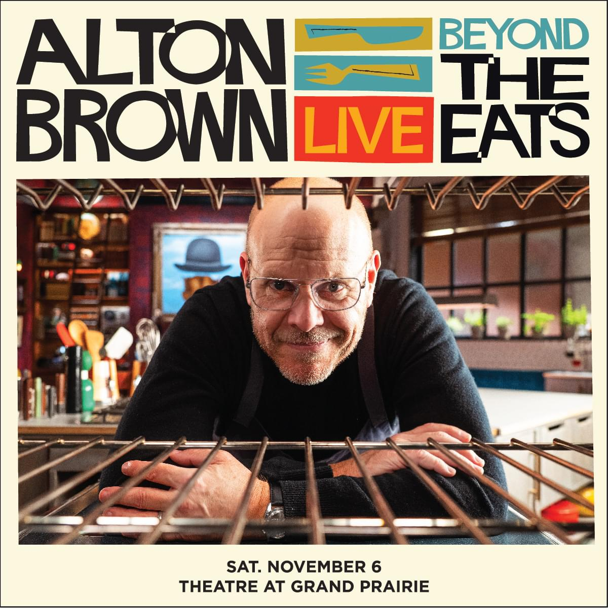 Alton Brown Live: Beyond The Eats