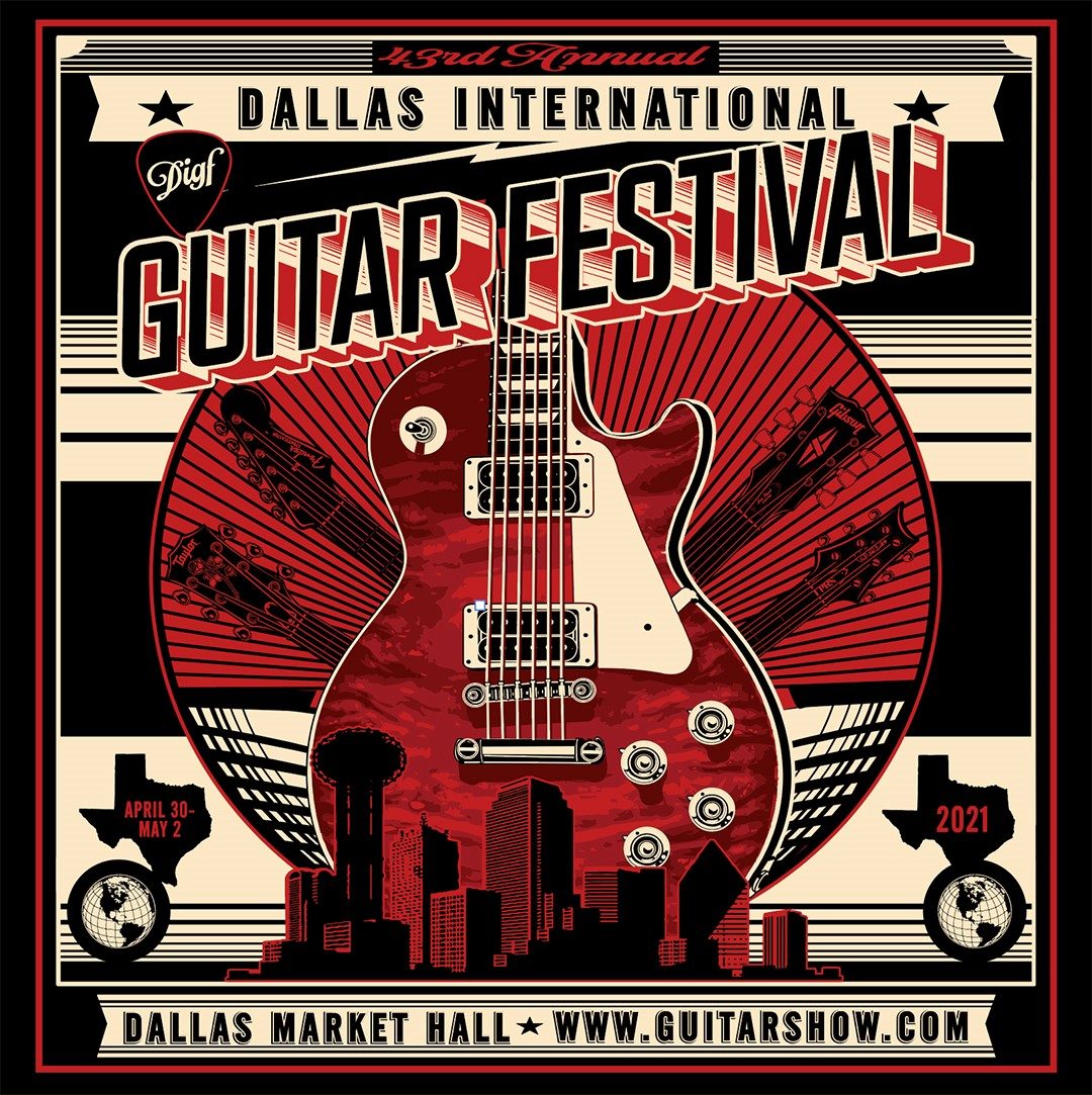 Register to win a 4 pack of tickets to the International Guitar Festival
