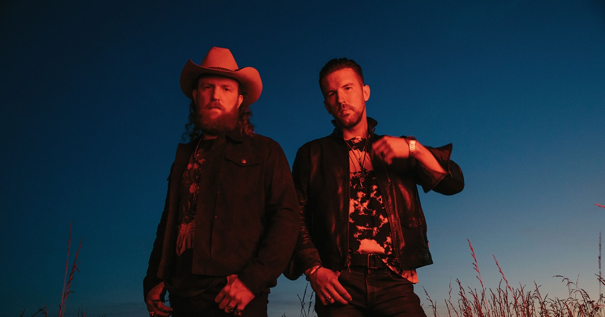 Brothers Osborne Spend Some Morning Time with CBS' Anthony Mason