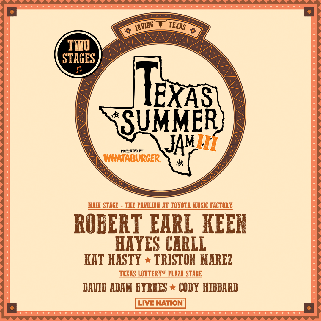 Texas Summer Jam Presented By Whataburger