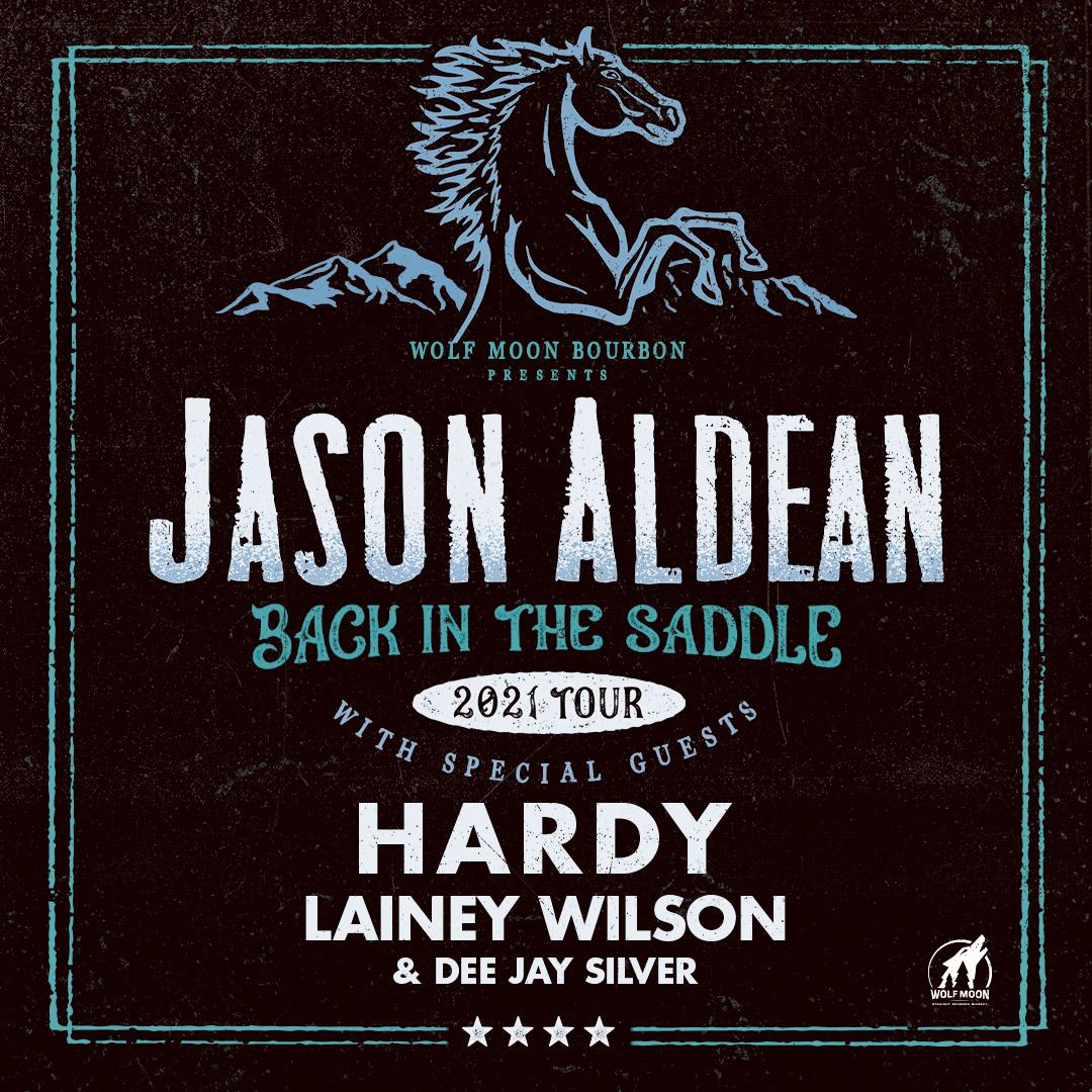 Jason Aldean | Dos Equis Pavilion, 9.10.21