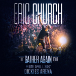 Win Eric Church Tickets Before You Can Buy Them!