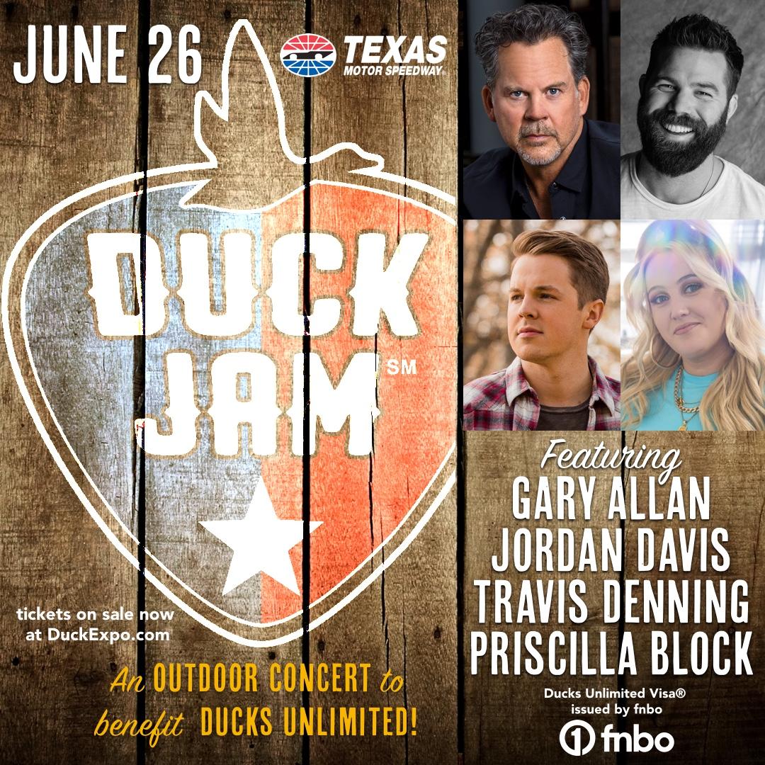 Win Duck Jam Tickets!