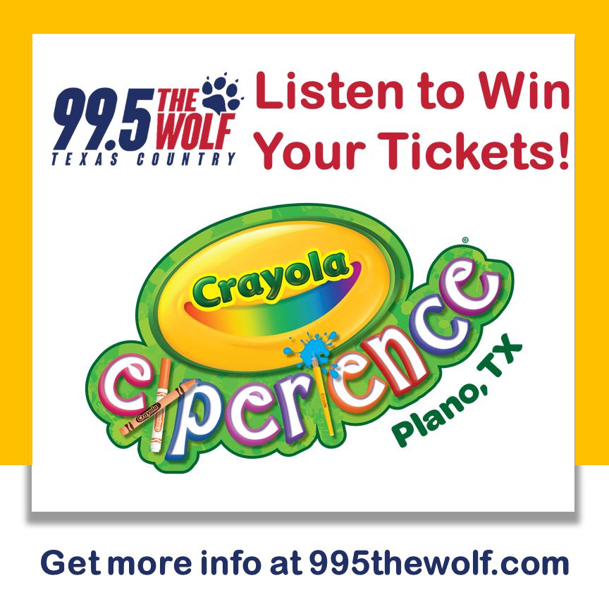 Win Crayola Experience Tickets!
