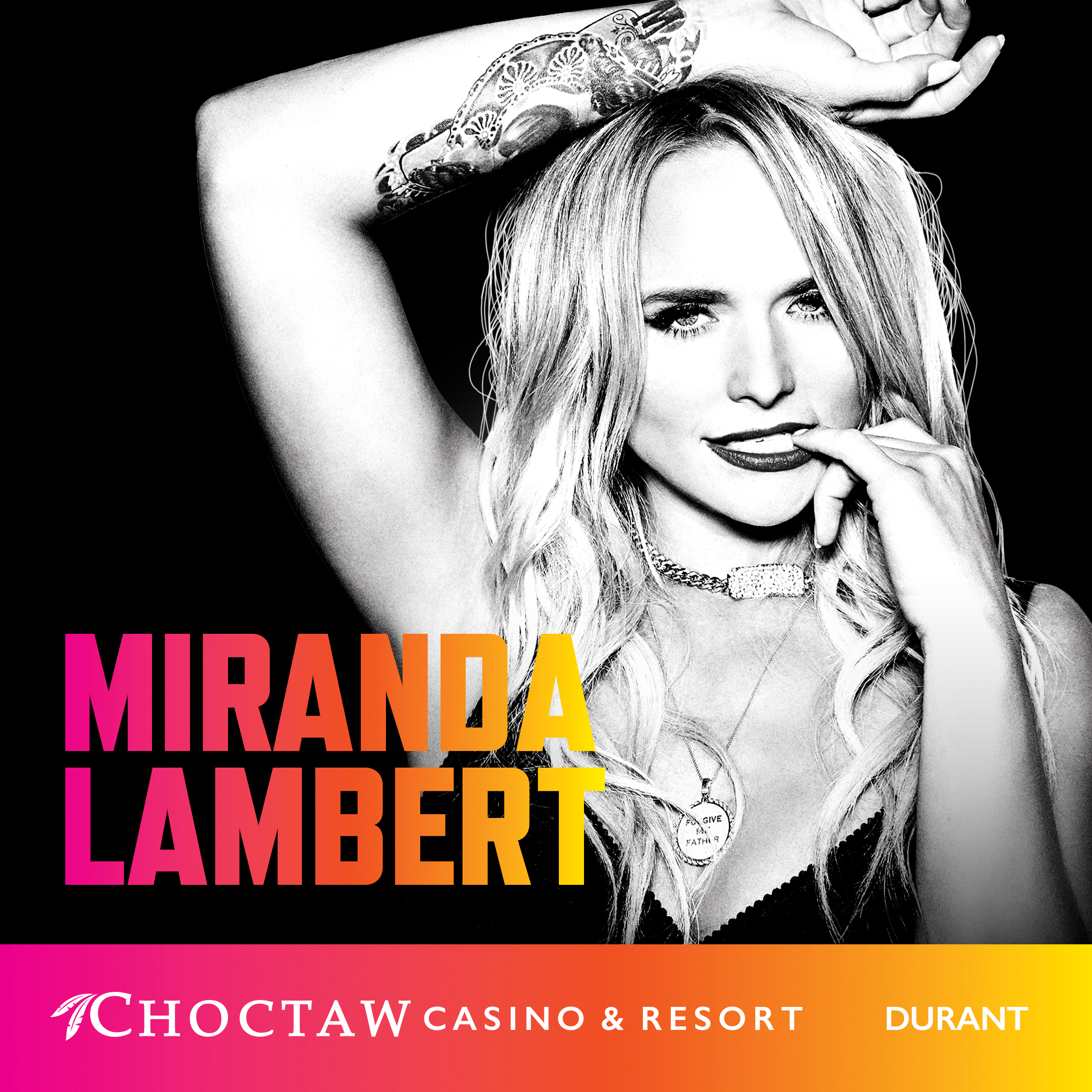 See Miranda, Stay at Choctaw & Get a New Outfit!