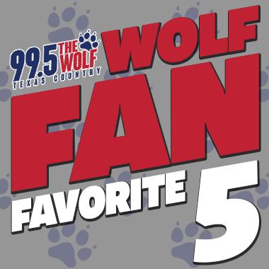 """Your """"Hammock Day"""" Wolf Fan Favorite 5 Countdown"""