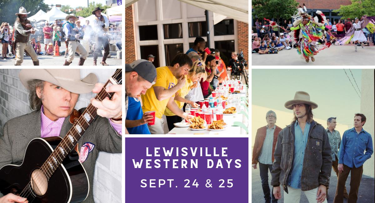 Lewisville Western Days | September 24 & September 25