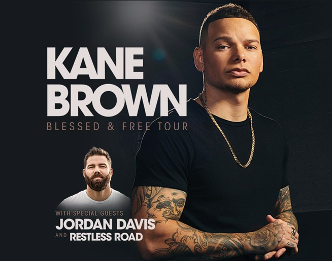 Last Chance to Win Kane Brown Tickets!