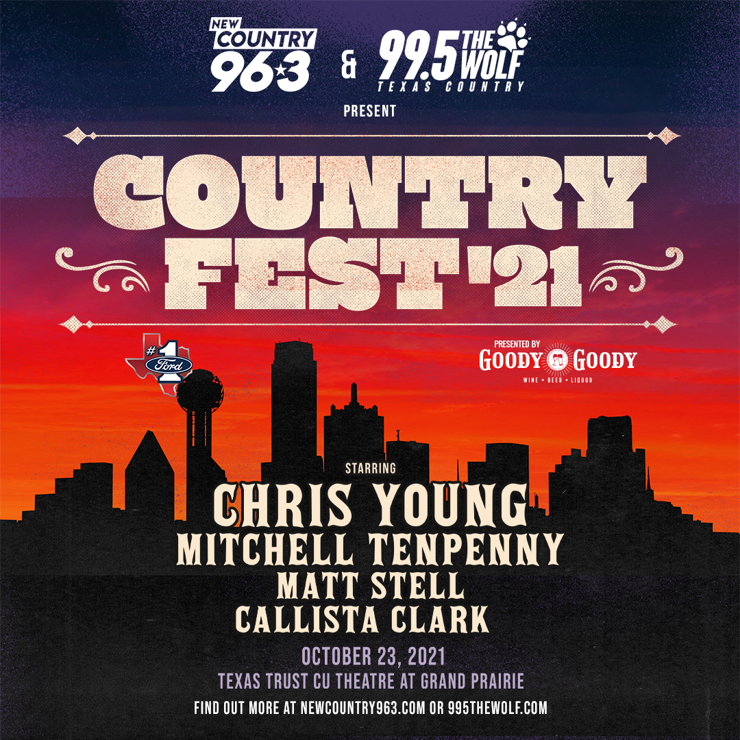 Last Chances to Win Country Fest '21 Tickets!