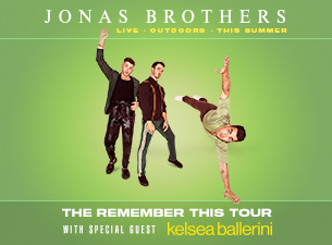 Win Jonas Brothers Tickets!