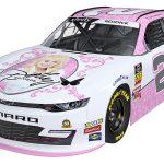 Dolly Parton NASCAR Camaro to Debut at Bristol Motor Speedway