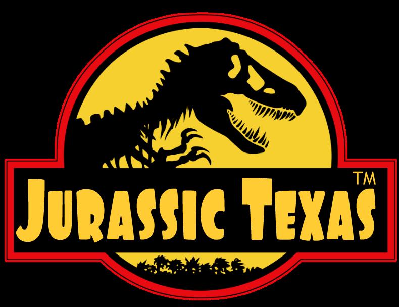 Jurassic Texas Logo 1