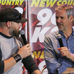 KSCS First Listen Party with Brantley Gilbert