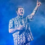 Post Malone's Bonnaroo Attire Gets Dolly Parton's Seal of Approval