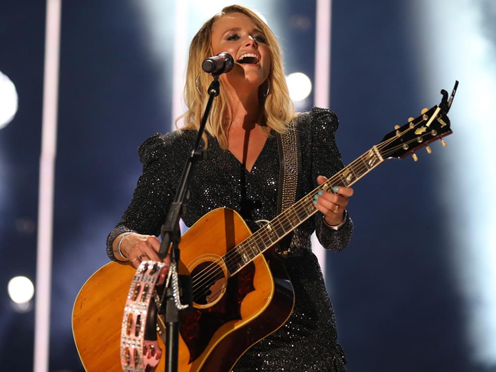 "Miranda Lambert Teams With Tourmates for Cover of ""Fooled Around & Fell in Love"" [Watch]"