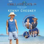 Kenny Chesney's Chillaxification Tour 2020