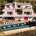 Spend the night in Barbie's Malibu Dreamhouse!