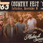 """Win Tickets in the """"Make it Sweet"""" Suite at Country Fest!"""