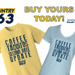 Get your Second Date Update Shirt – For A Good A Cause