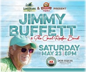 Jimmy Buffett | NEW DATE: 6.21.20