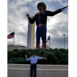 The Voice of Big Tex Has Passed Away