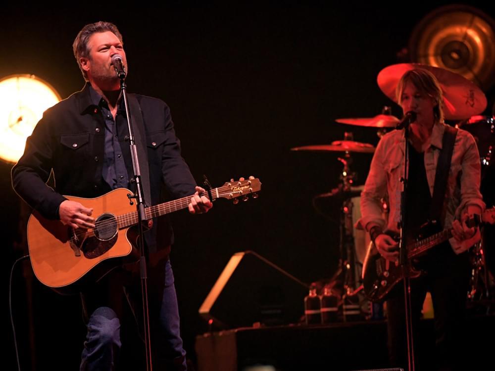 Keith Urban, Blake Shelton, Chris Stapleton, Luke Combs, Tanya Tucker & More Help Raise $800,000 for Country Music Hall of Fame