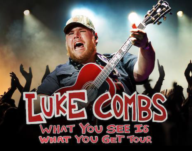 Luke Combs | American Airlines Center | 9.25.20