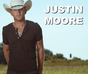 Justin Moore | Billy Bob's Texas *NEW DATE – 9.26.20