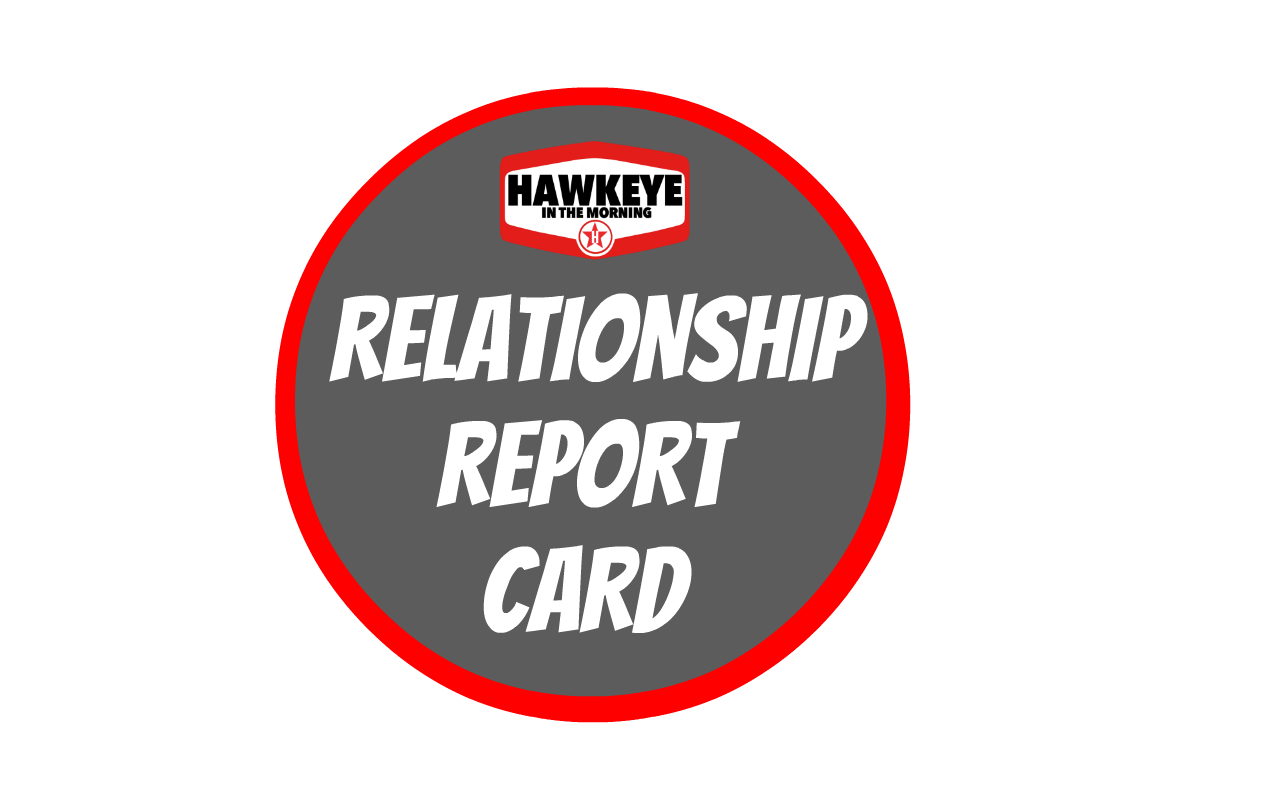 Relationship Report Card