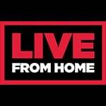 Live From Home – Daily Live Streams From Your Favorite Artists