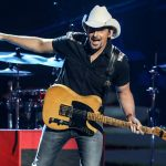 "Brad Paisley Says His Free Grocery Store Is Serving ""Three Times the Amount of People We Expected"""