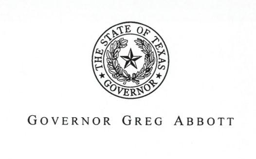 Gov Abbott Issues Statewide Mask Mandate