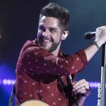 "Thomas Rhett Looks Back at His 2015 No. 1 Single, ""Crash & Burn"""