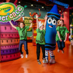 Take your family to the Crayola Experience!