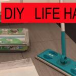 Hawkeye's DIY Video – How to Keep a Swiffer Pad on a Swiffer Mop