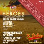 Hometown Heroes, A Socially Distanced Concert