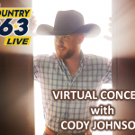 New Country Live with Cody Johnson!