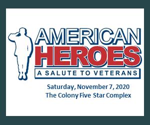 American Heroes : A Salute to Veterans