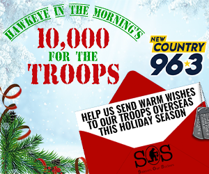 Send A Holiday Card to the Troops Overseas