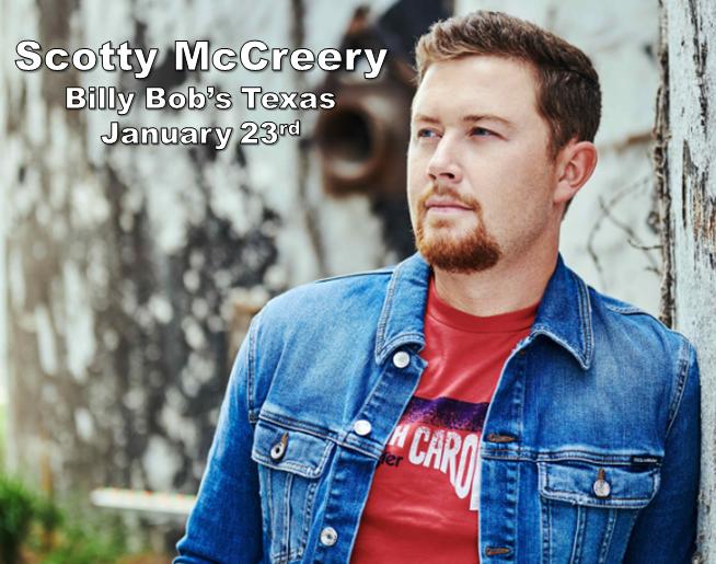 Scotty McCreery – Billy Bob's Texas