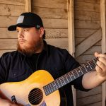 Luke Combs Talks With Legendary News Journalist Dan Rather