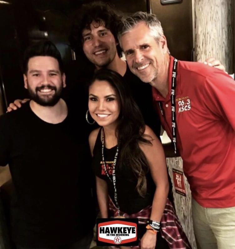 Hawkeye Vs Michelle – The Songwriting Contest With Dan+Shay as Judges.