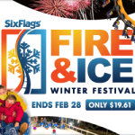 Fire & Ice Festival at Six Flags Over Texas